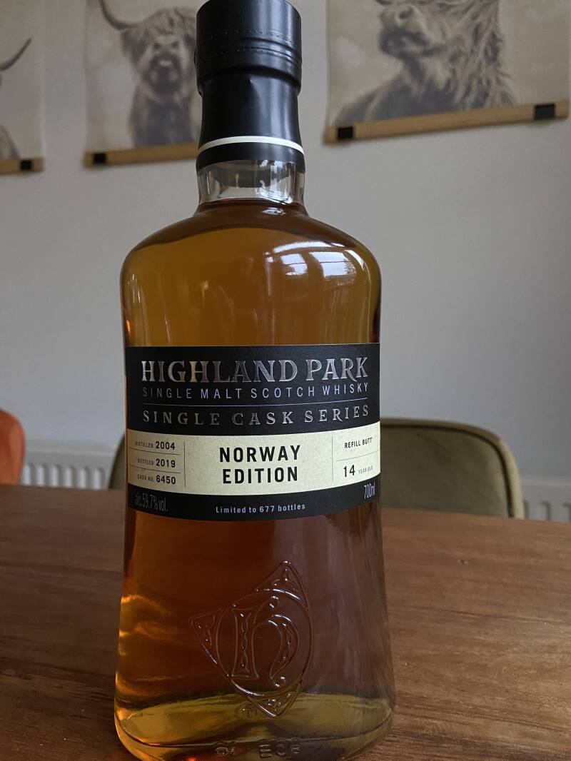 Highland Park Norway Edition