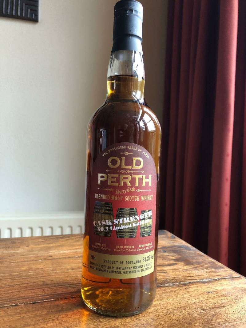 Old Perth Cask Strenght
