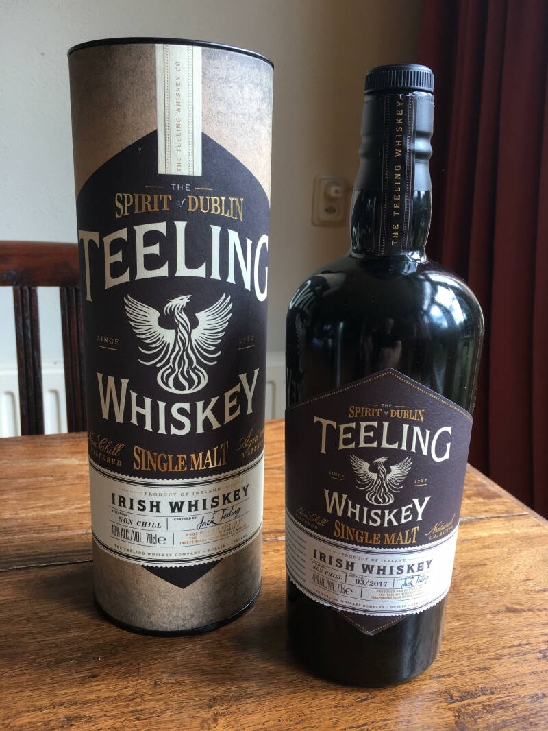 Ierland - Teeling Single Malt