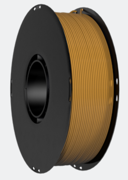 Kexcelled PLA K5 - Gold - 1 kg spool 1,75mm