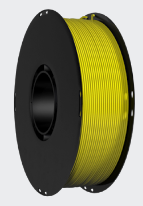 Kexcelled PLA K5 - Geel/Yellow - 1,75mm