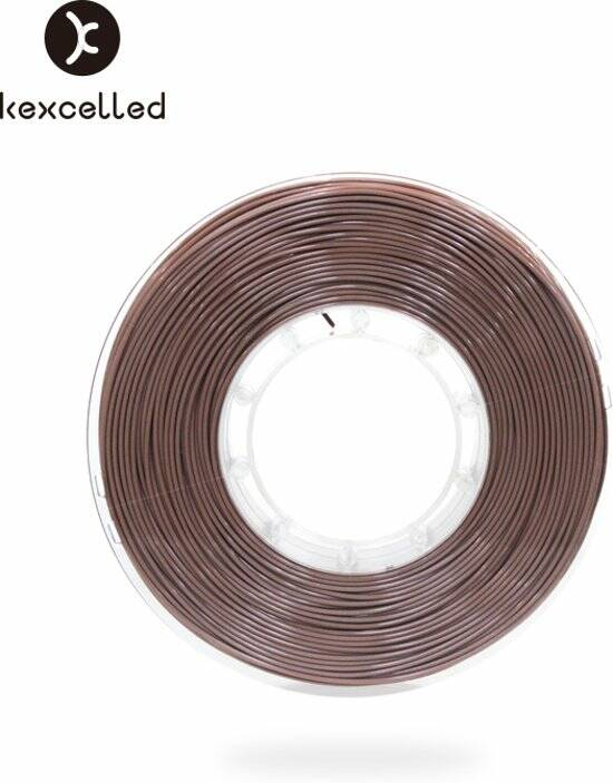 Kexcelled - PLA silk9 -koper/copper 500g