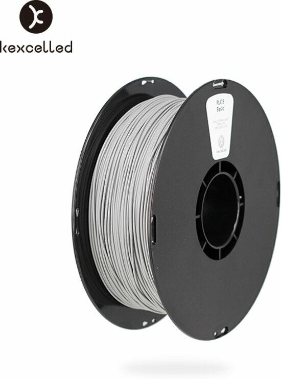 Kexcelled PLA K5 - Zilver/Silver - 1,75mm