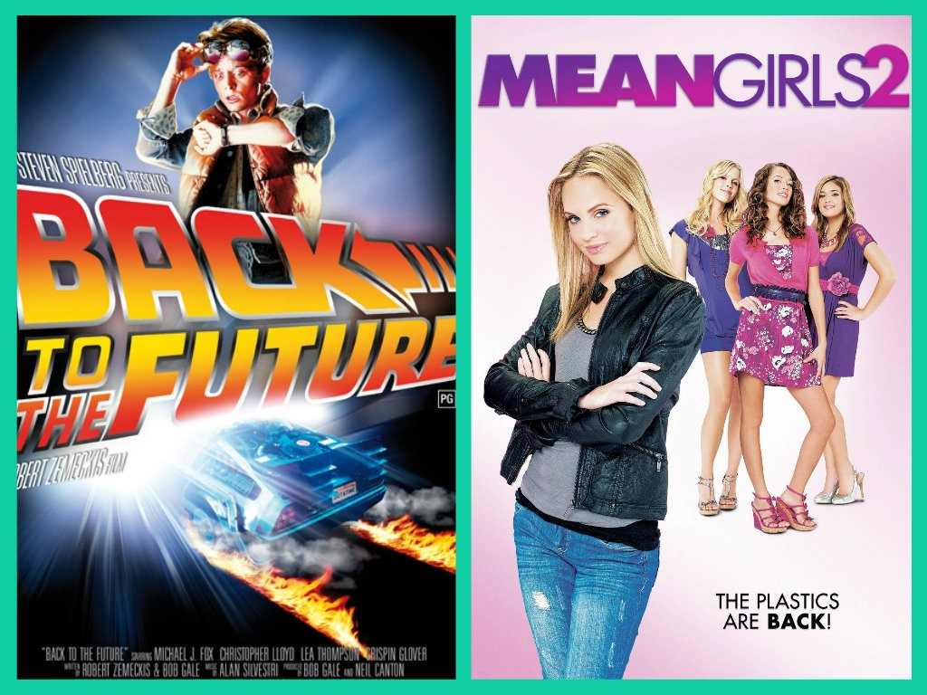 Review Back To The Future Mean Girls 2 Blog Mil En Mel