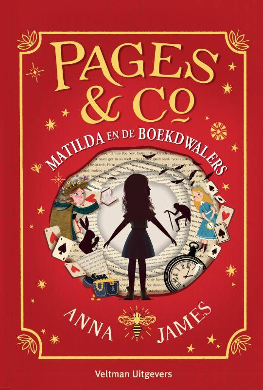 Pages & Co : Matilda en de boekdwalers