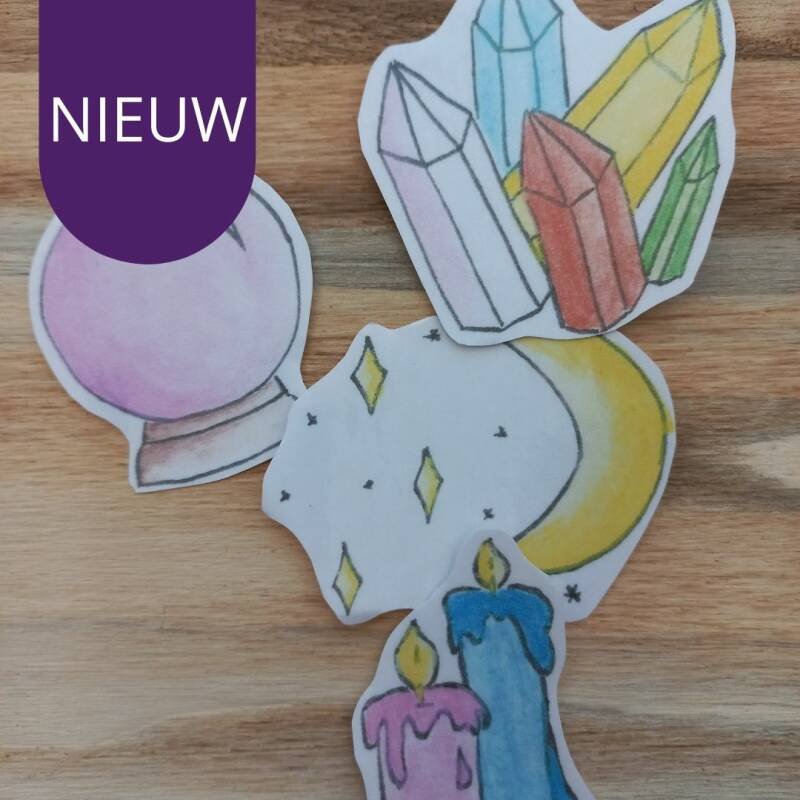 Stickers magical