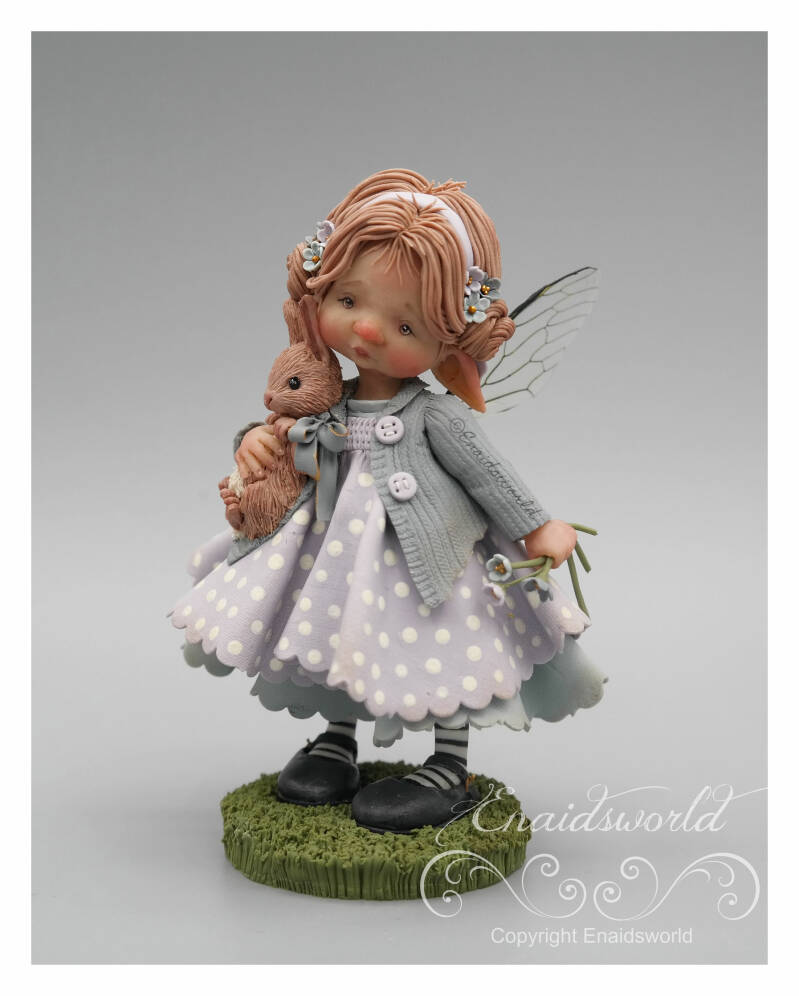 fairy puppet -sold