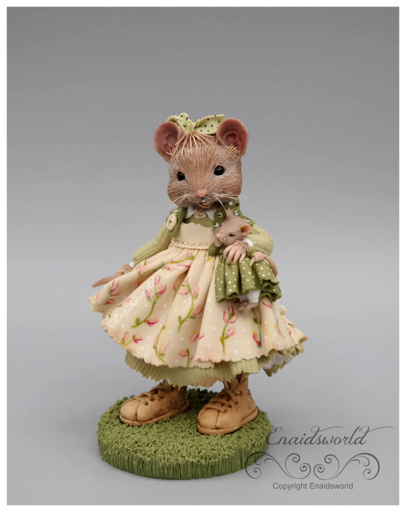 miss mouse - sold