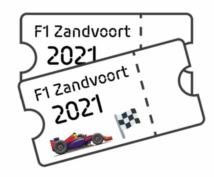 GP Nederland 2021: Weekendtickets