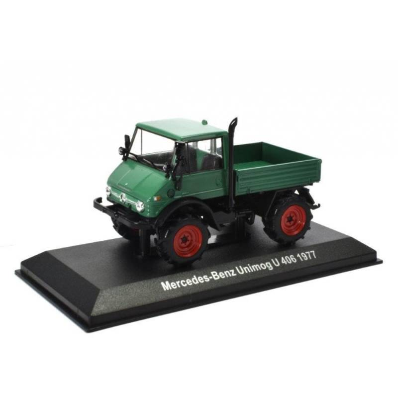 Mercedes Benz Unimog Atlas 1/43