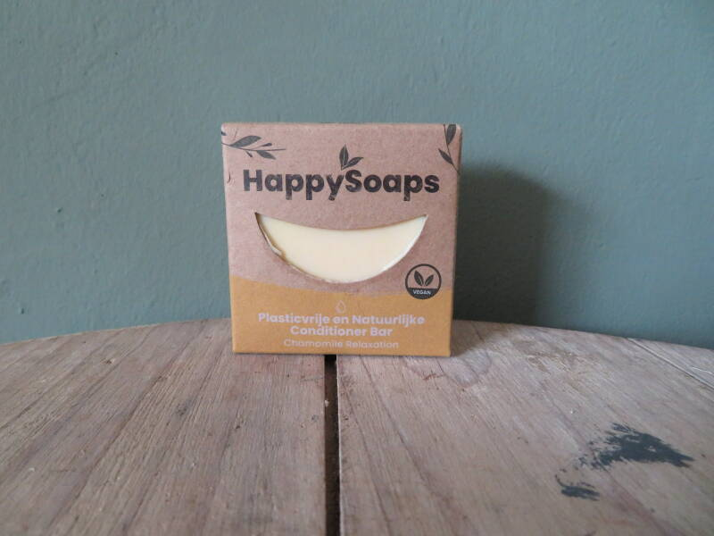 Happy Soaps Conditioner Bar - Chamomile Relaxation