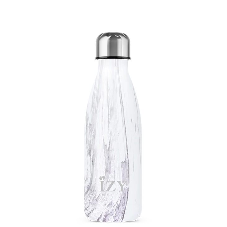 IZY - Design Paars thermosfles 350ML
