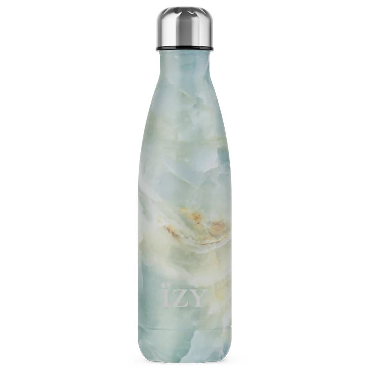 IZY - Marble Green thermosfles 500ML