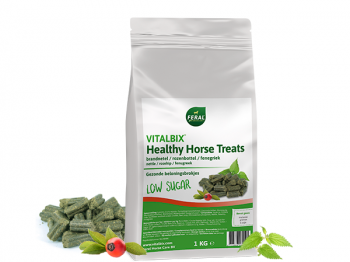 Vitalbix Healthy Horse Treats Brandnetel