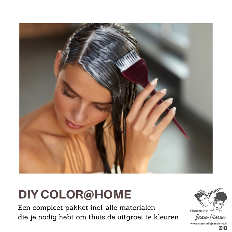 De DIY COLOR@HOME Kit