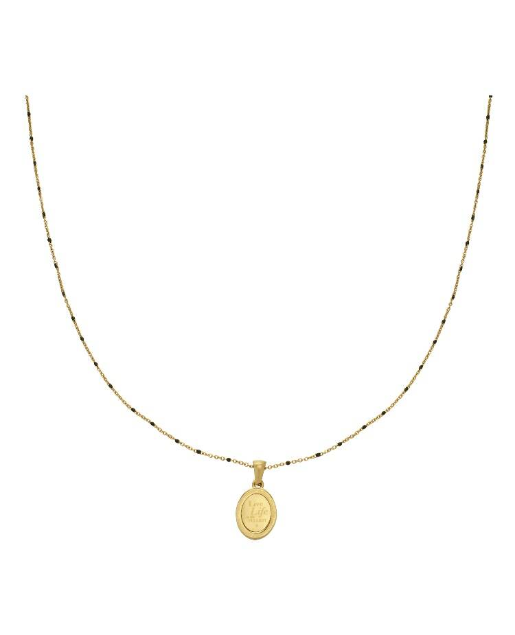 live life necklace
