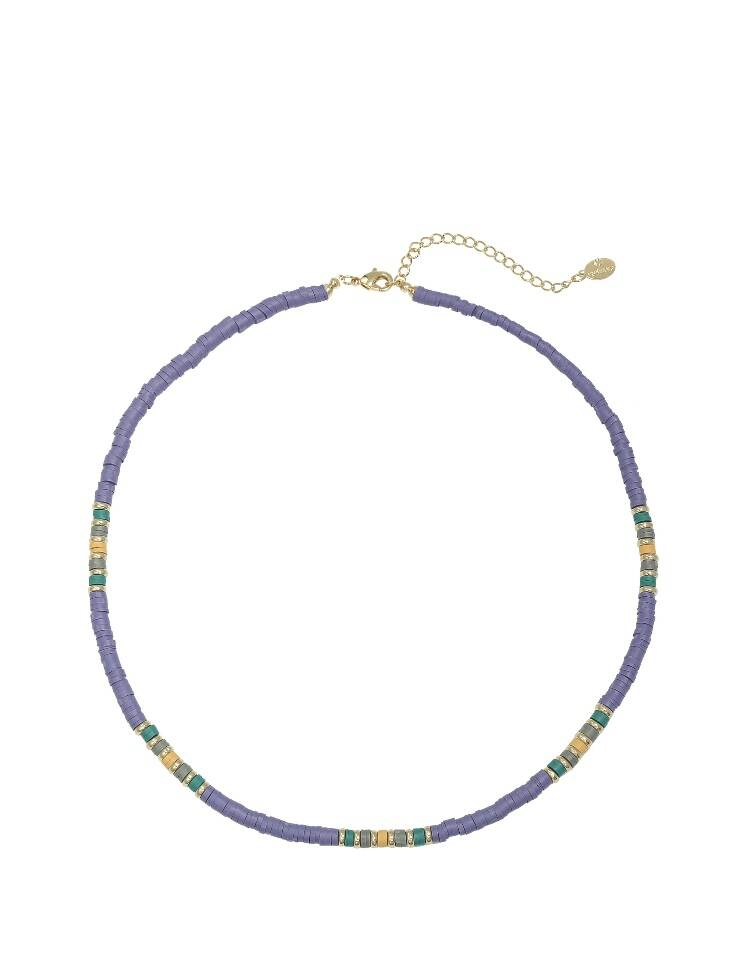 Surf babe exotic necklace