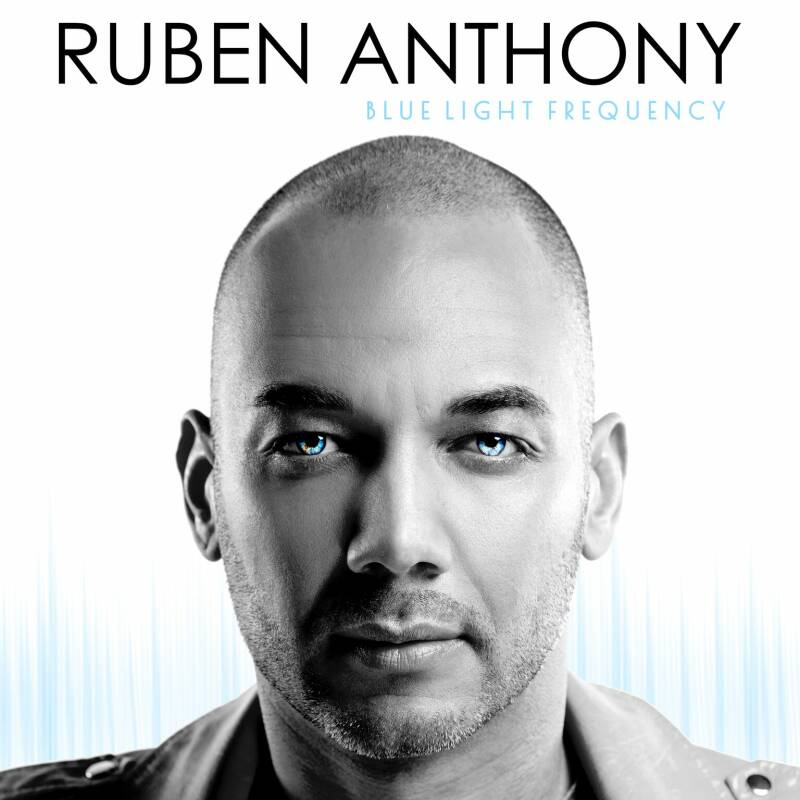 Ruben Anthony  - Blue Light Frequency