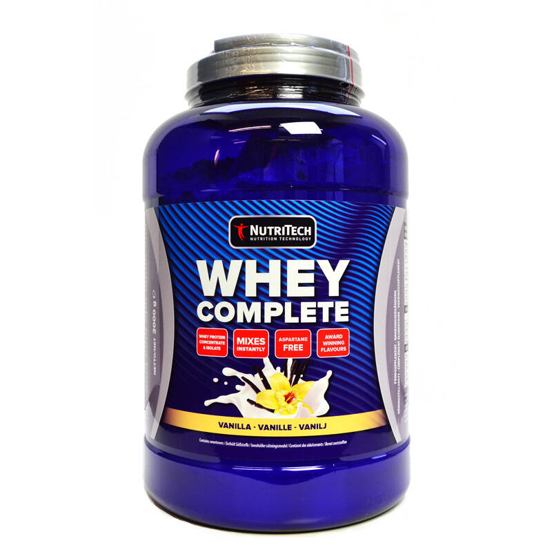 Nutritech Whey Complete Proteïne