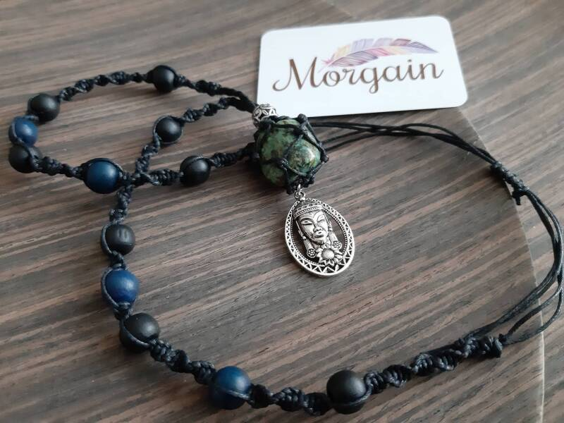 Morgain's ~ Coral Turquoise