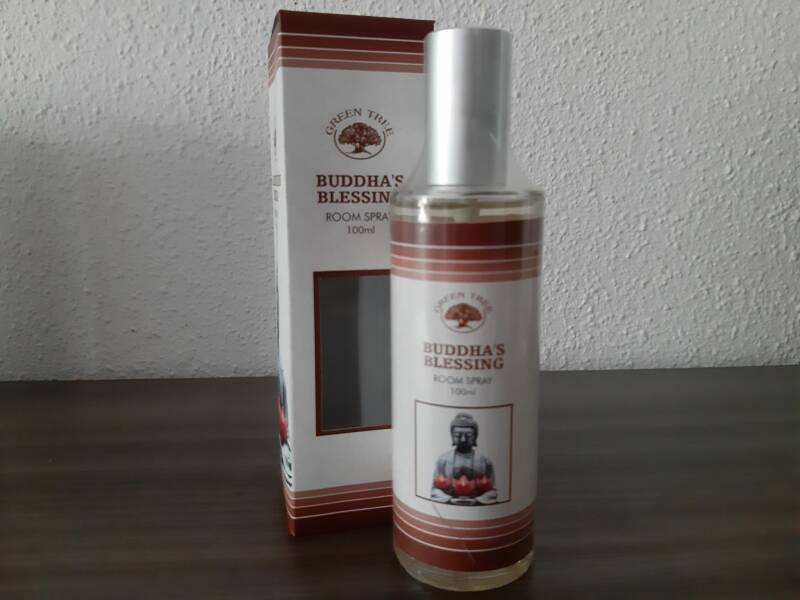 Green Tree roomspray ~ Buddha's Blessing 100ml