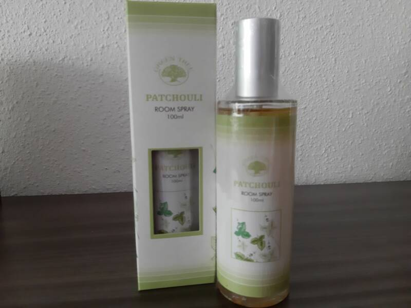 Green Tree roomsray ~ Patchouli 100ml