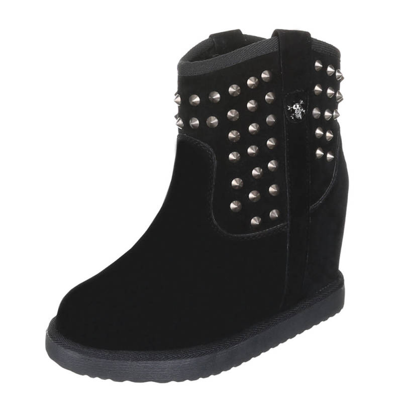 Dames-Boot ( 3VA-2249-HM-black)