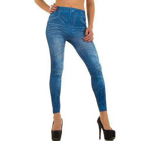 Dames jeans Legging 09