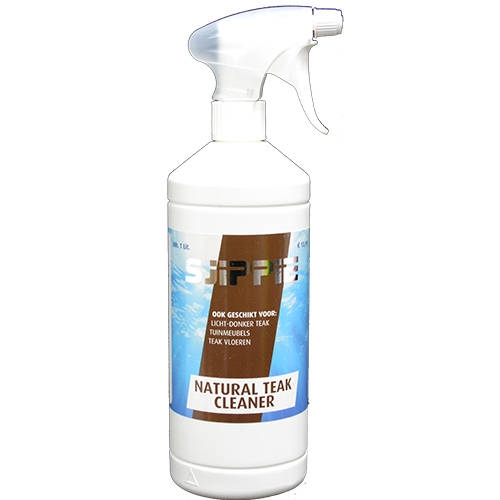Sjippie - Natural Teak Cleaner / V-3004