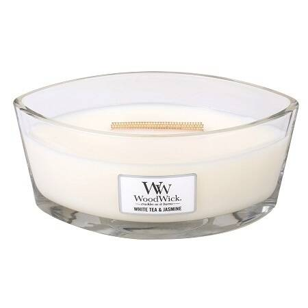 WW White tea & Jasmine ellips Candle
