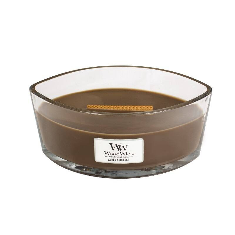 WW Amber & Incense Ellips Candle
