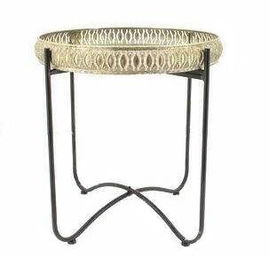 Gold Metal Table 49*49*52.5