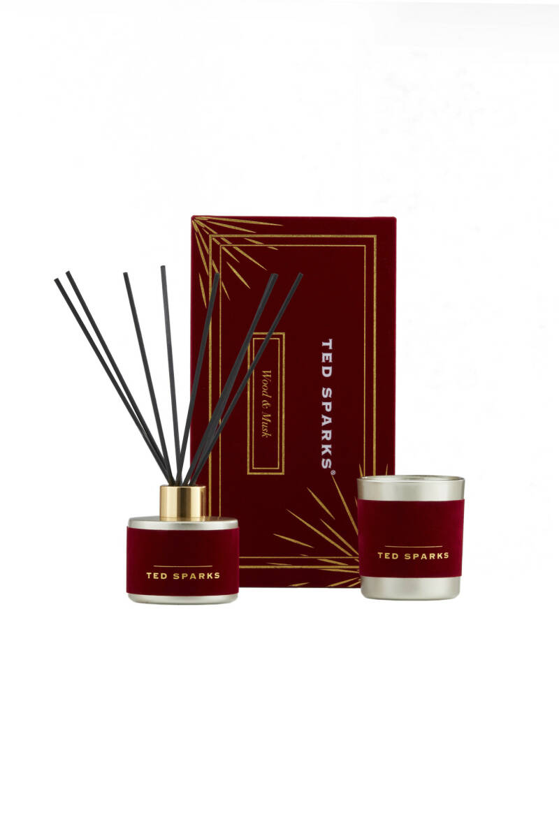 TED SPARKS - Gift Box - Wood & Musk