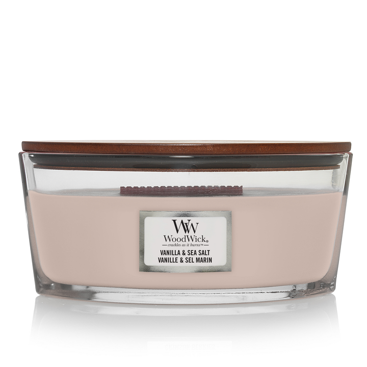 WW Vanilla & Sea Salt Ellips Candle