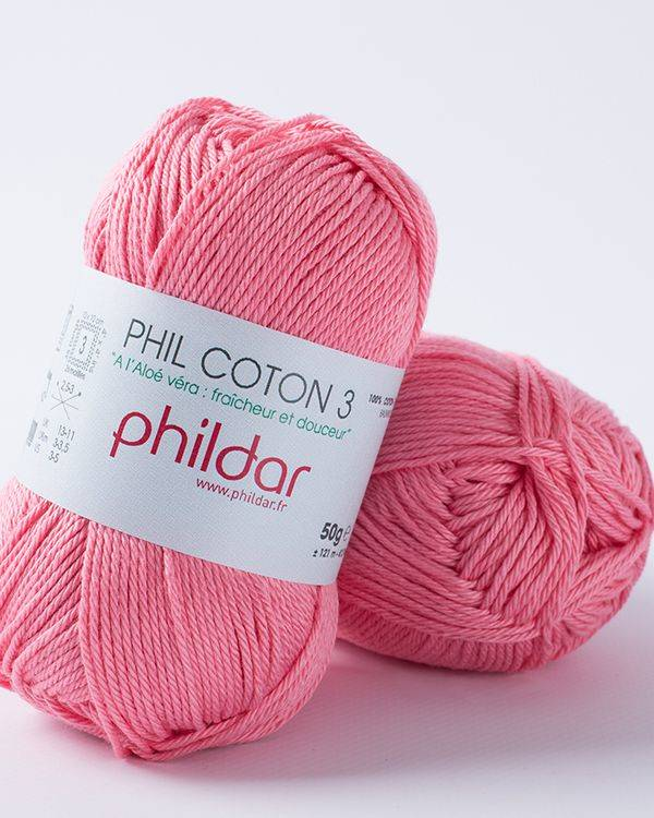 Phildar Coton 3 Berlingot