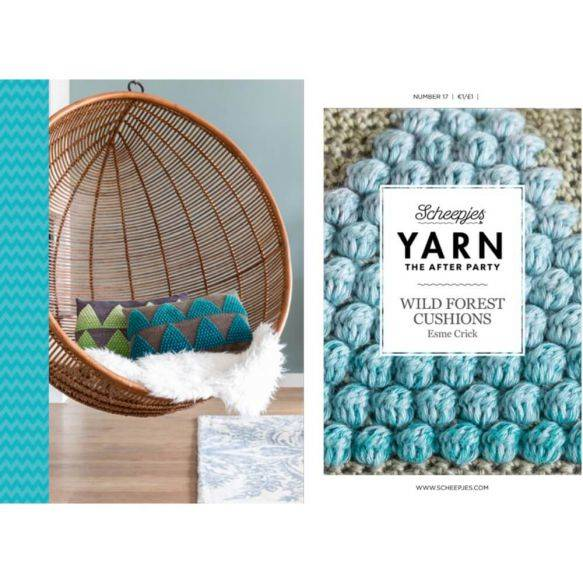 Yarn the after party, no 17, Wild forest chusions