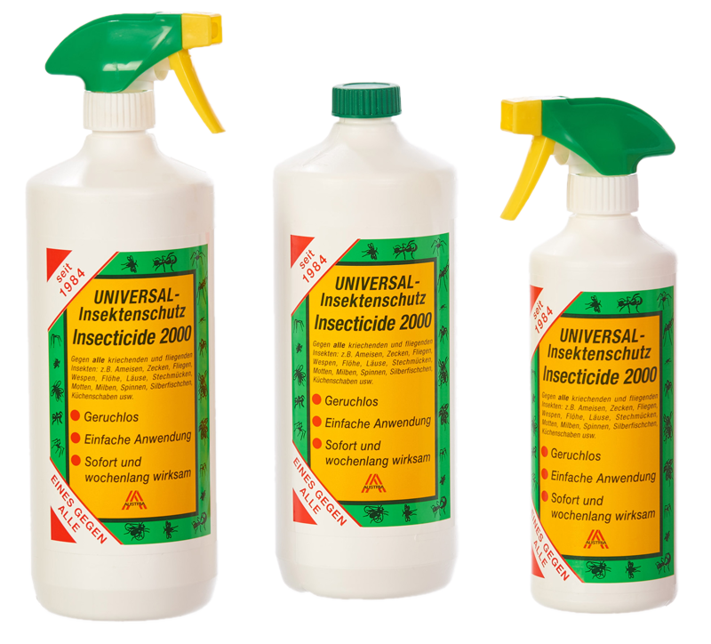 UNIVERSAL Insecticide 2000 Insektenspray