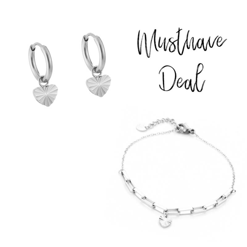 Musthave Deal - Sieradenset Bali Zilver