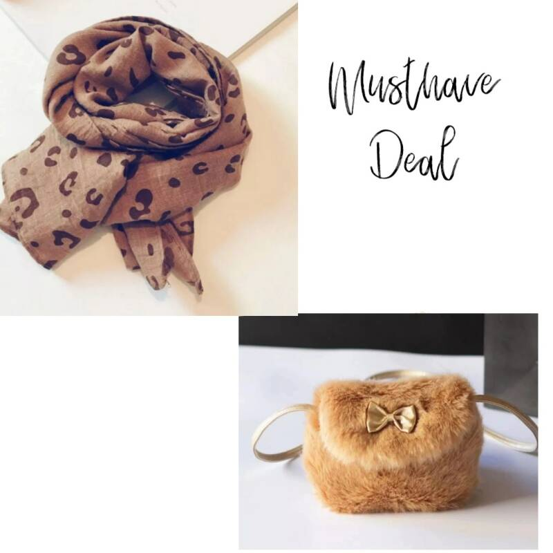 Musthave Deal - Kids Brown