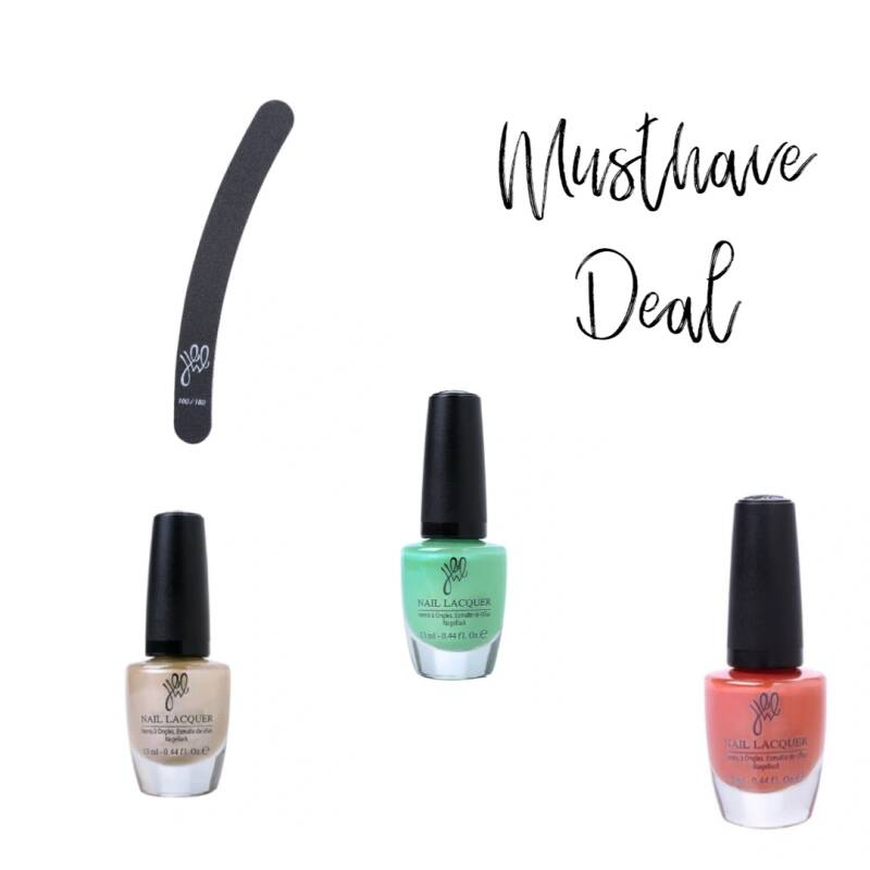 Musthave Deal - Nail Beauty Summer