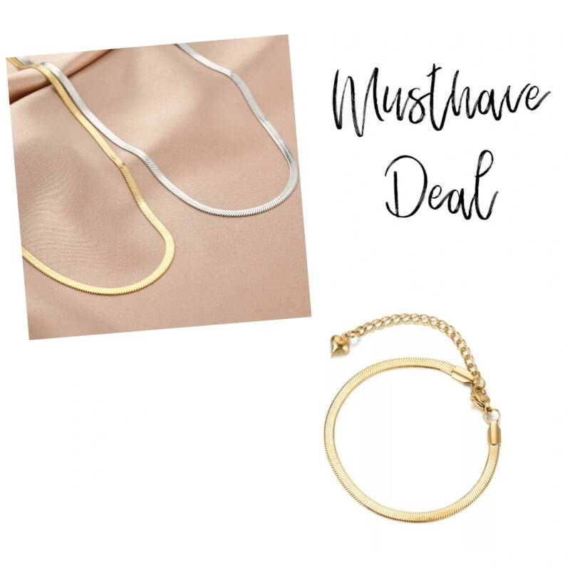 Musthave Deal - Snake Chain