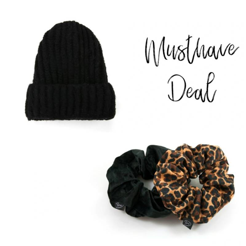 Musthave Deal - Muts & Scrunchies