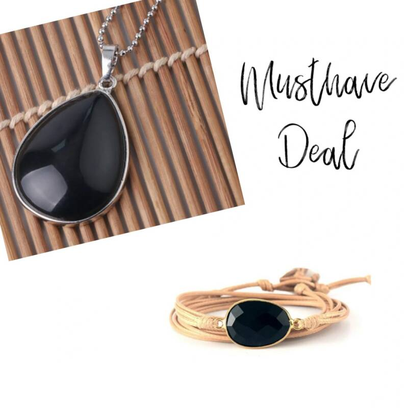 Musthave Deal - Spiritual Black Onyx