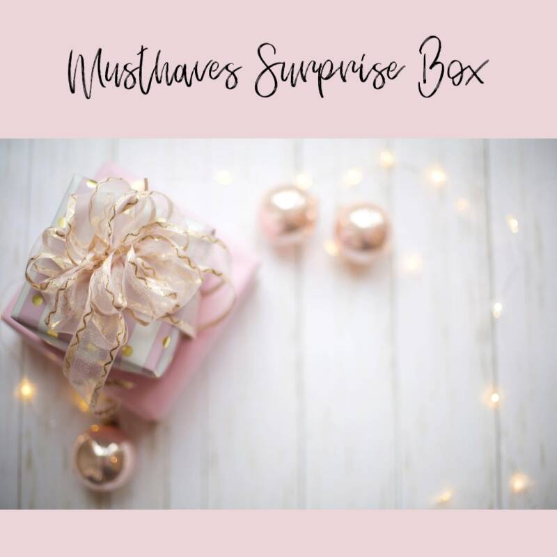 Musthaves Surprise Box