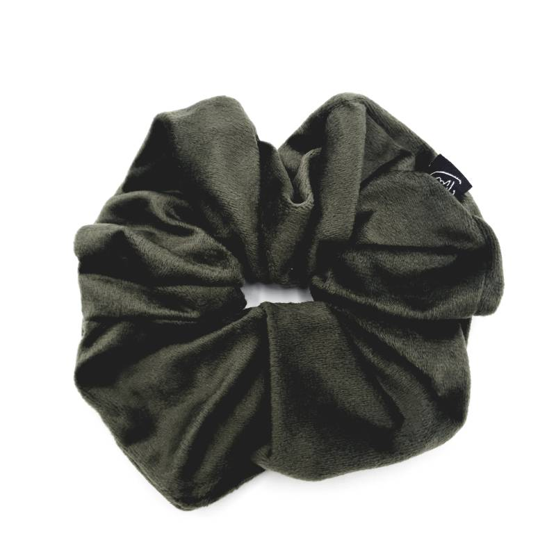 Big Scrunchie Green