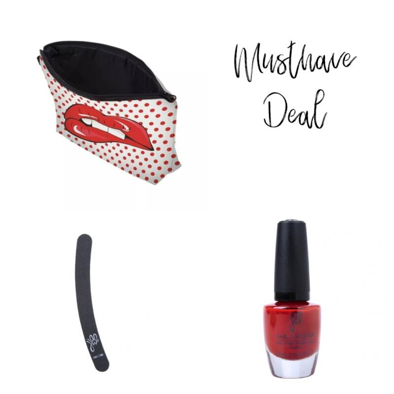 Musthave Deal - Beauty Pack Lips