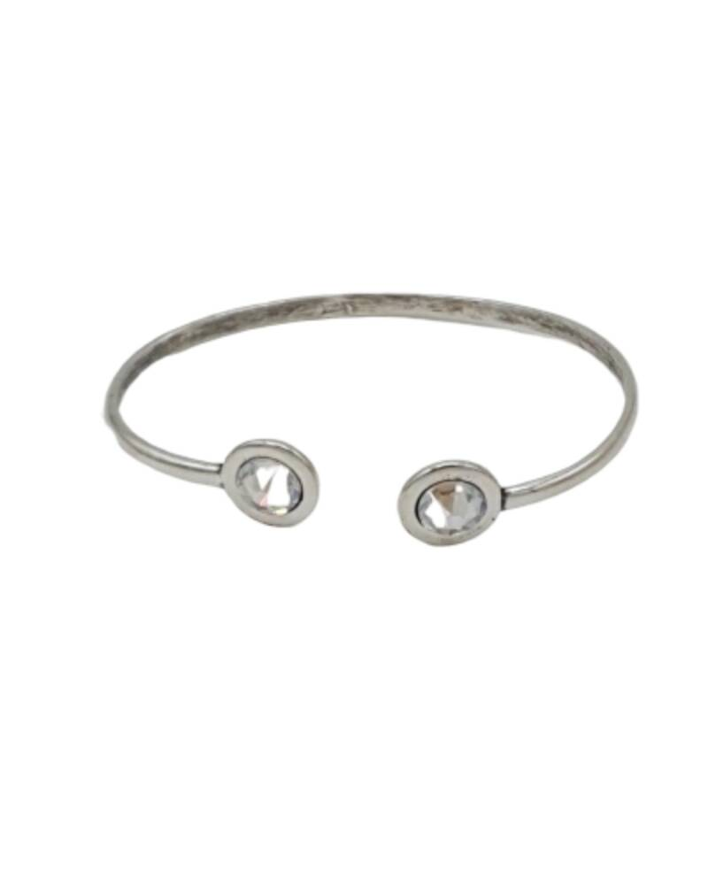 Open Armband Maeve Silver
