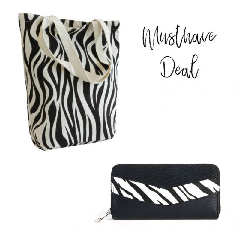 Musthave Deal - Zebra Style