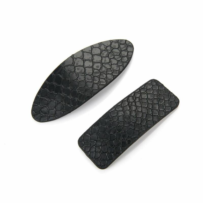 Haarspelden Croco Black