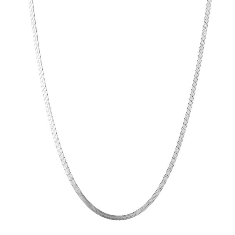 Ketting Snake Chain Zilver